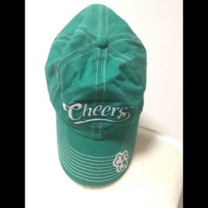Cheers Boston Green Hat